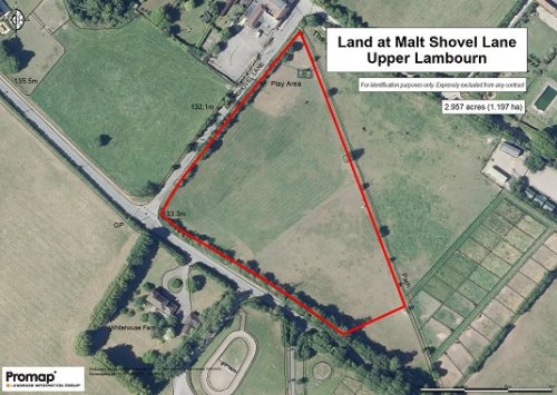 LAND AT MALT SHOVEL LANE